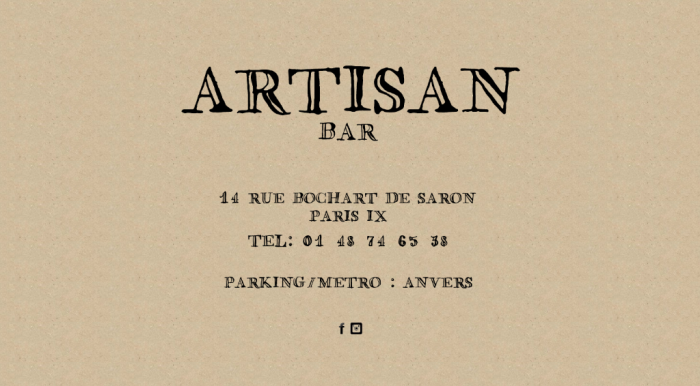 artisanpresse