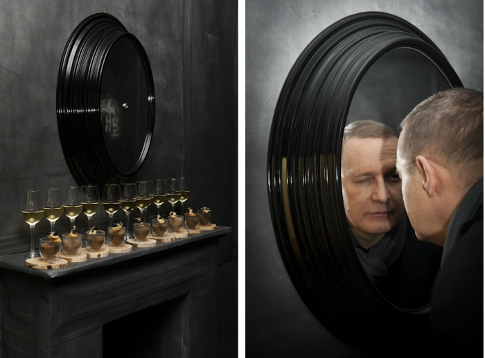 montage jeu miroir